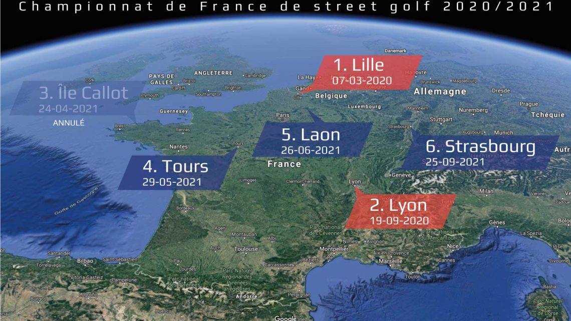 Inscriptions au championnat de France 2020/2021
