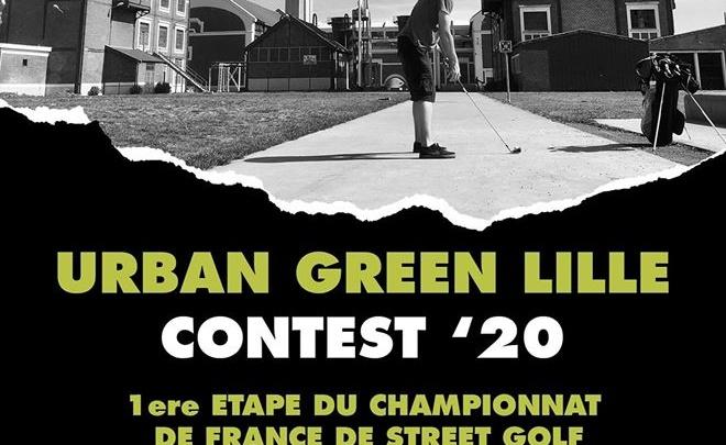 Championnat de France 2020 – Étape 1 – Urban Green Lille Contest'20